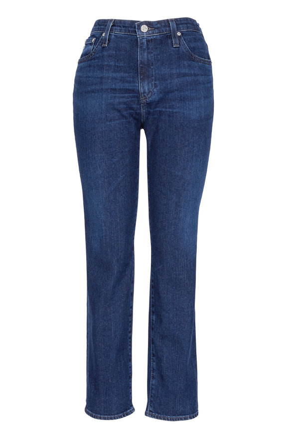 AG - Adriano Goldschmied Isabelle Straight Crop Jean