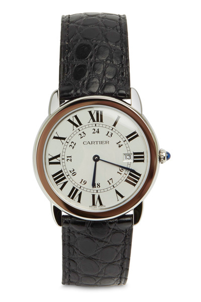Cartier - Ronde Solo Stainless Steel Quartz Watch