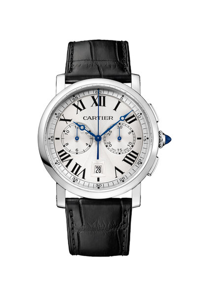 Cartier - Rotonde de Cartier Chronograph Watch, 40mm