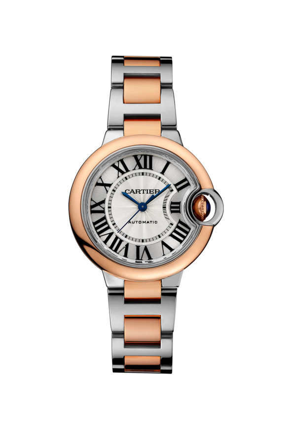 Cartier Ballon Bleu de Cartier Watch, 33 mm