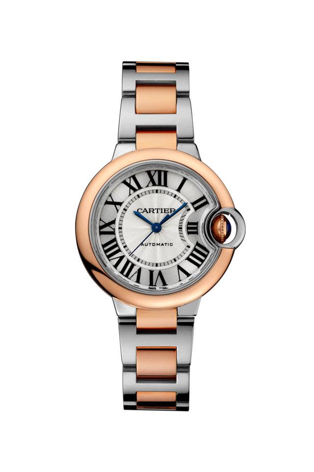 Ballon Bleu de Cartier Watch, 33 mm