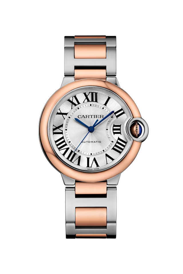 Ballon Bleu de Cartier Watch, 36 mm