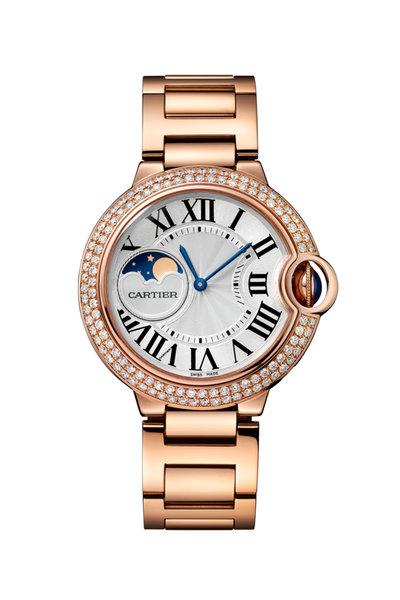 Cartier - Ballon Bleu de Cartier Watch, 37 mm