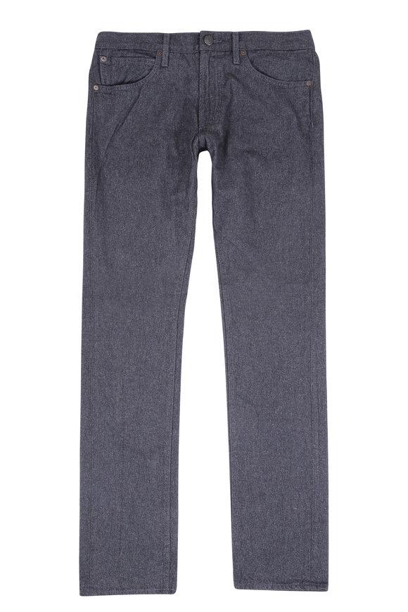 Agave No. 11 Rocker Dark Gray Five Pocket Pant