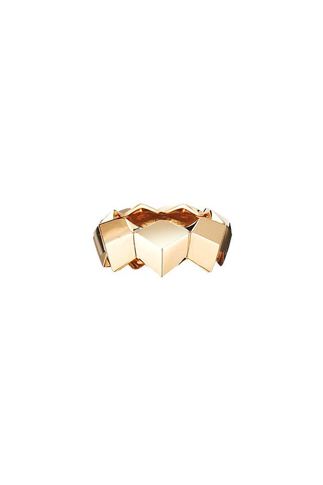 Brilliante Rose Gold Ring