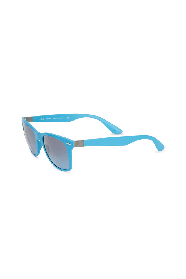 Wayfarer Liteforce Blue Sunglasses
