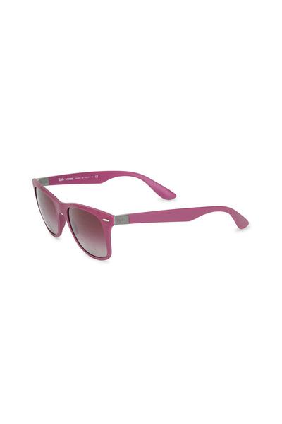 Ray Ban - Wayfarer Liteforce Violet Sunglasses