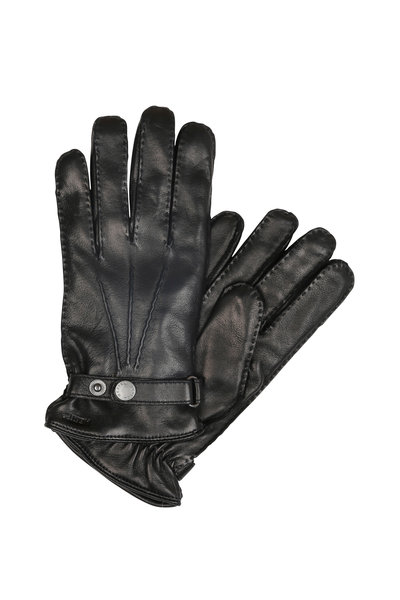 Hestra - Jake Black Leather Gloves