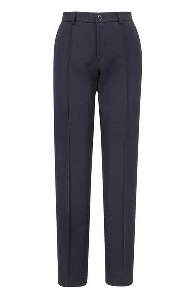 Bogner - Abbie Navy Stretch Cotton Pant