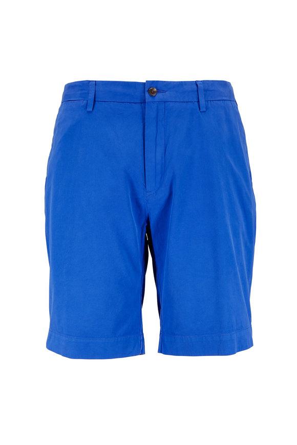 Polo Ralph Lauren Royal Blue Newport Twill Shorts
