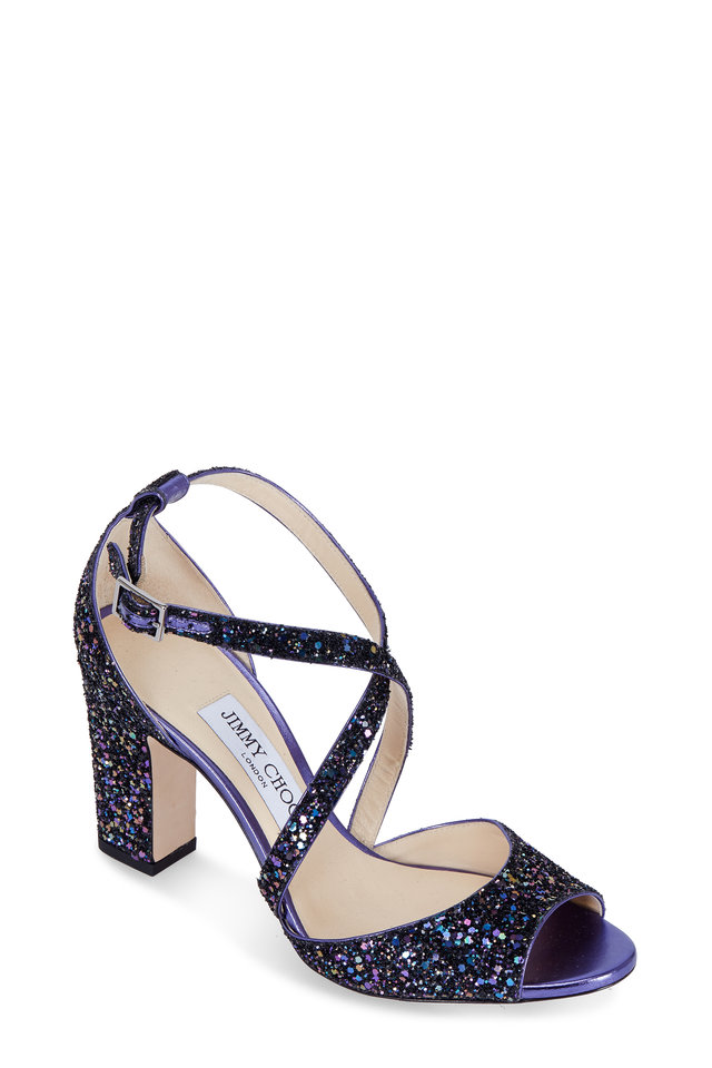 Carrie 85 sandals - Black Jimmy Choo London lg9buknTQq