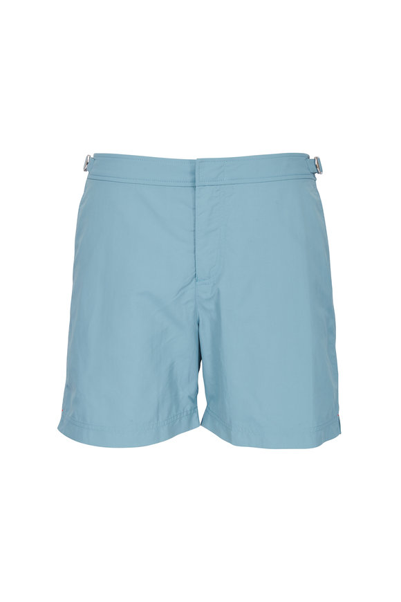 Orlebar Brown Bulldog Pistachio Swim Trunks