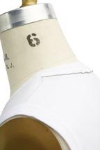 Brunello Cucinelli - White Cotton Monili Tank Top