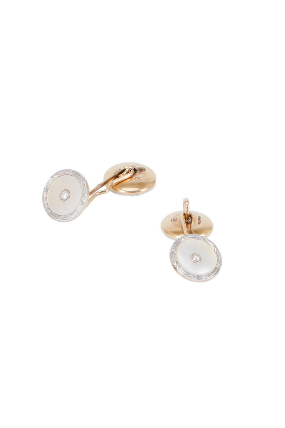 The Antique Jewel Box Cufflinks
