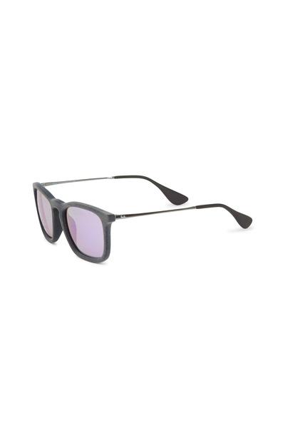 Ray Ban - Chris Velvet Gray & Violet Sunglasses