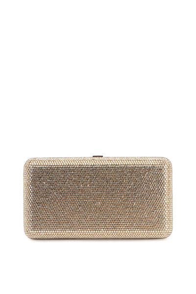 Judith Leiber Couture - Airstream Champagne Beaded Large Minaudiere