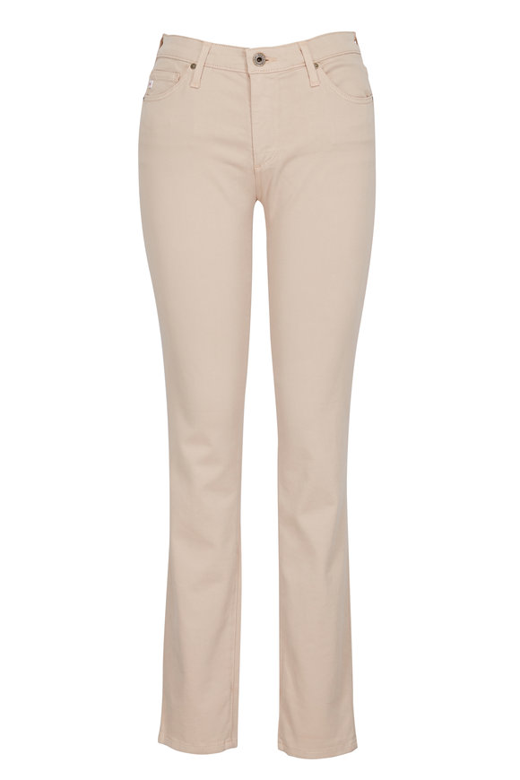 AG - Adriano Goldschmied The Prima Super Stretch Sateen Mid-Rise Jean