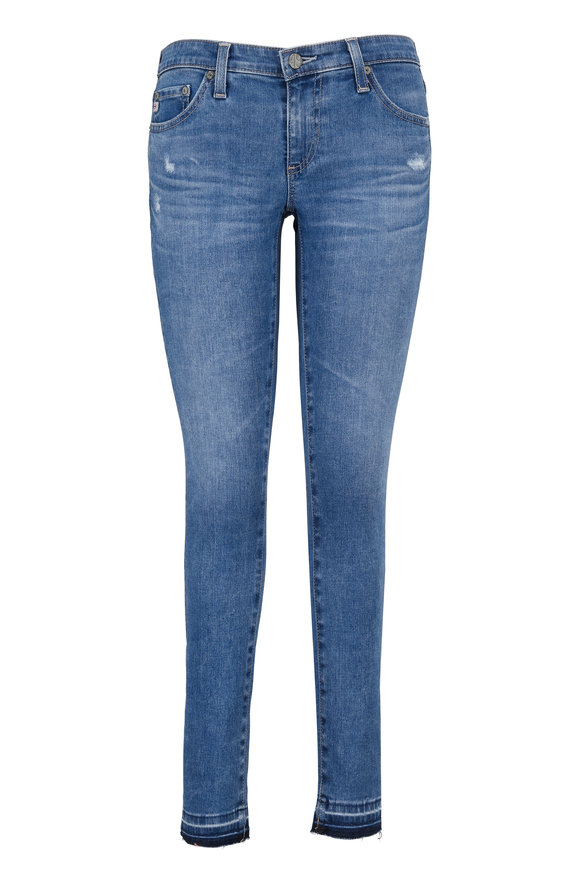 AG - Adriano Goldschmied The Legging Super Skinny Ankle Jean