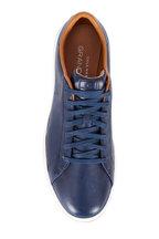 Cole Haan - Grandpro Tennis Navy Blue Leather Sneaker