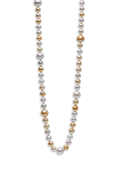 Assael - South Sea Cultured Pearl Necklace