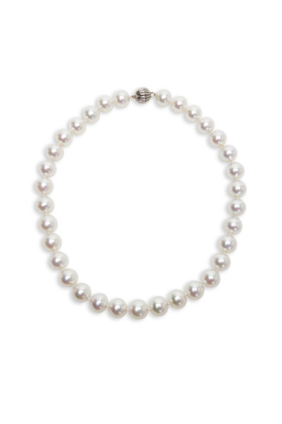 Assael - White Gold White South Sea Pearl Strand Necklace