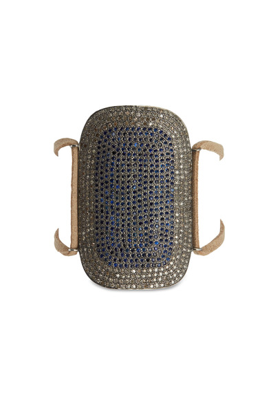 Tulah Jem - Blue Sapphire & White Diamond Bracelet