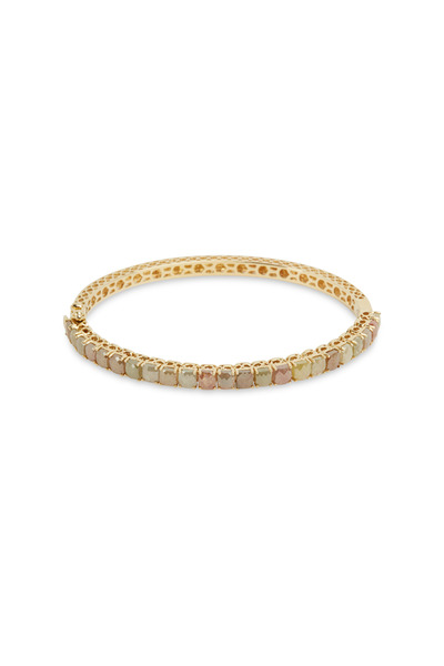Sutra - Yellow Gold Diamond Bracelet