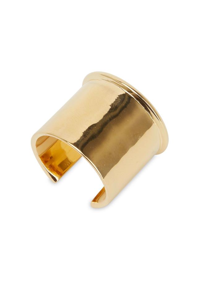 Bauhaus Yellow Gold Ring