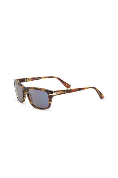 Persol - Green Lace Rectangle Suprema Sunglasses