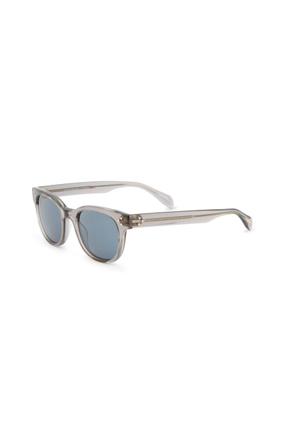 Oliver Peoples - Afton Workmen Gray Photochromic Sunglasses