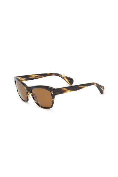 Oliver Peoples - Sofee Cocobolo Brown Polarized Sunglasses