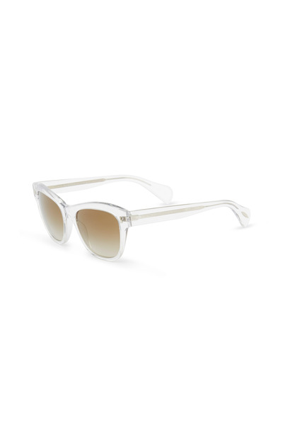 Oliver Peoples - Sofee Crystal Bronze Sunglasses
