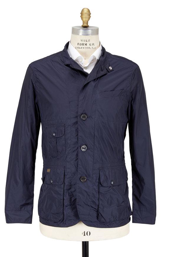 Polo Ralph Lauren Hybrid Navy Blue Sport Jacket