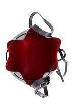 Mansur Gavriel - Black Flamma Leather Mini Bucket Bag