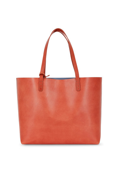 Mansur Gavriel - Brandy Leather Large Tote