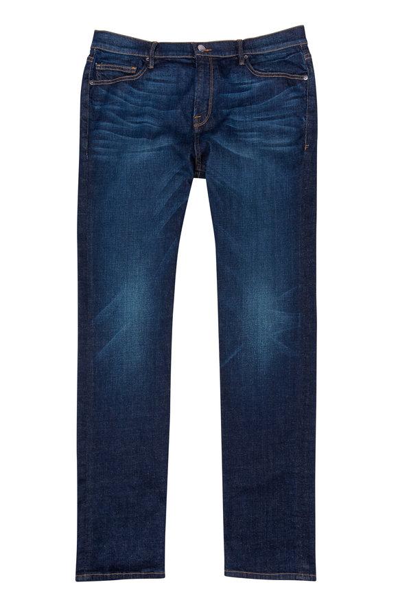 Frame L'Homme Skinny Mid-Rise Jean