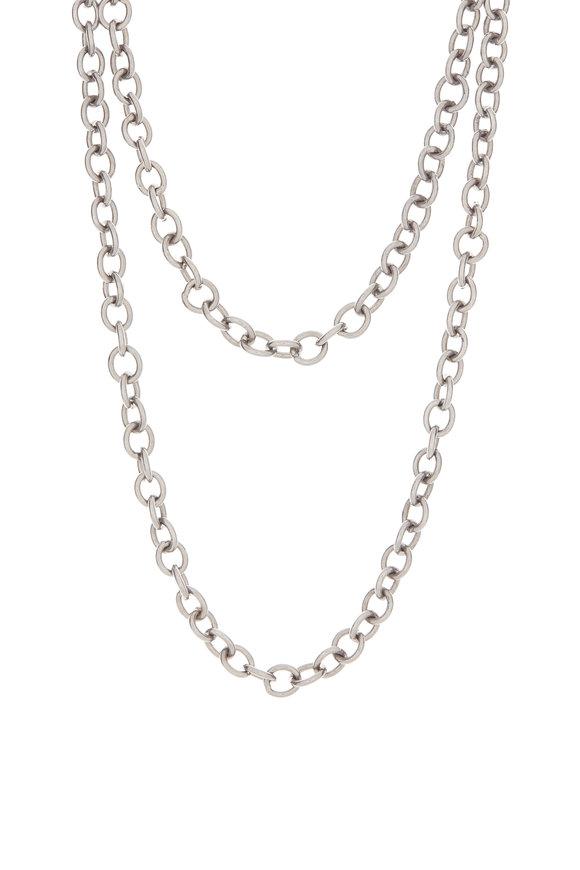 Dilara Saatci Heavy Diamond Chain