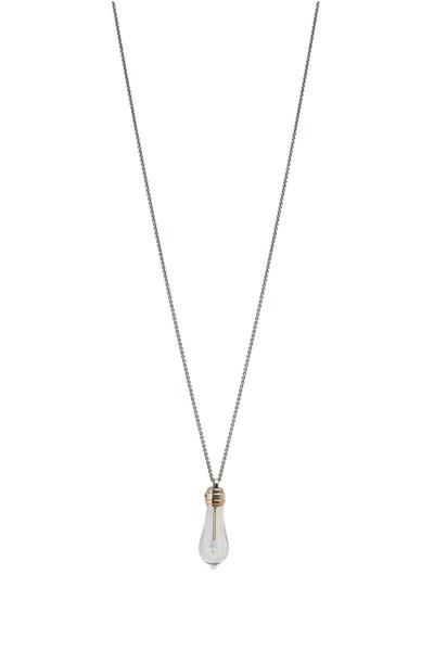 James Banks - Sterling Silver Lightkeeper Necklace