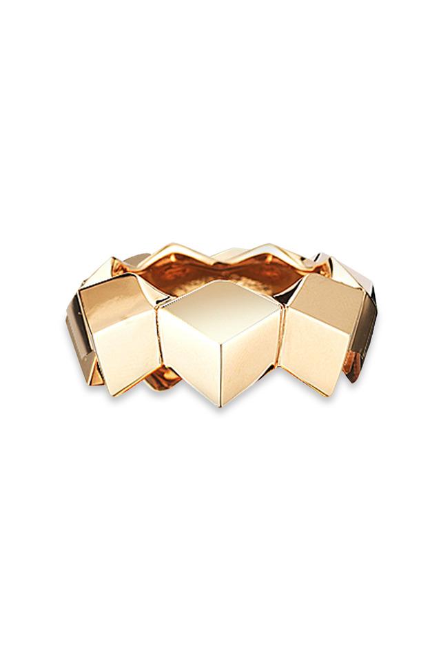 Brillante Rose Gold Stack Ring