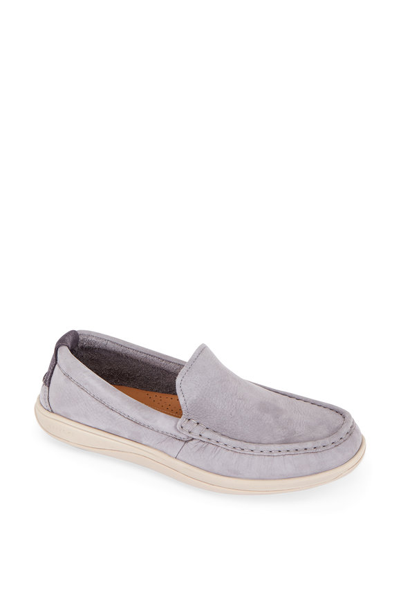 Cole Haan Boothbay Ironstone Suede Loafer