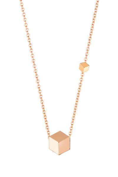 Paolo Costagli - Rose Gold Pendant Necklace