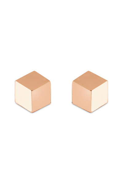 Paolo Costagli - Brillante Rose Gold Stud Earrings