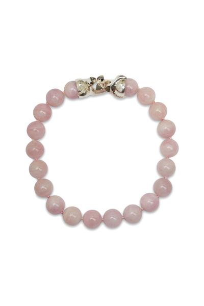 Patricia von Musulin - Sterling Silver Pink Morganite Necklace