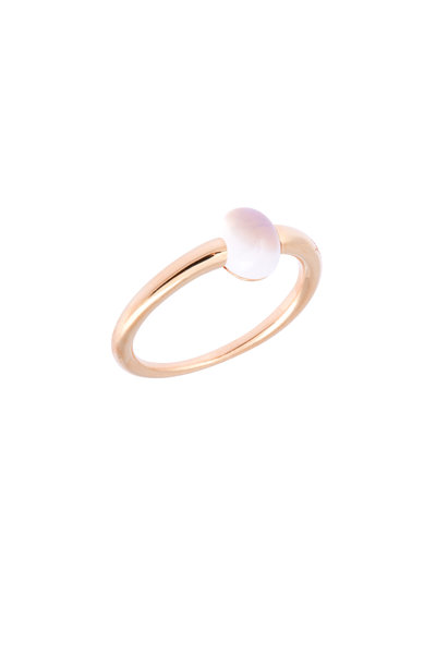 Pomellato - 18K Rose Gold Moonstone Ring