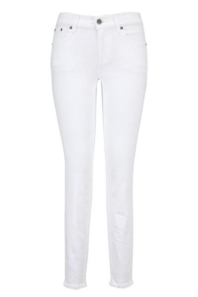 Ralph Lauren - 400 White Skinny Ankle Jean