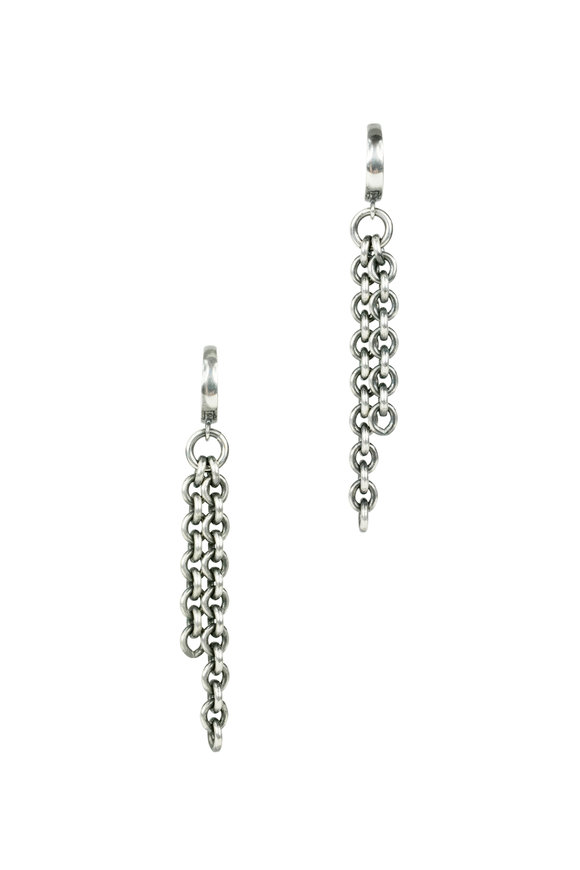 Kary Kjesbo Essential Long Link Earrings