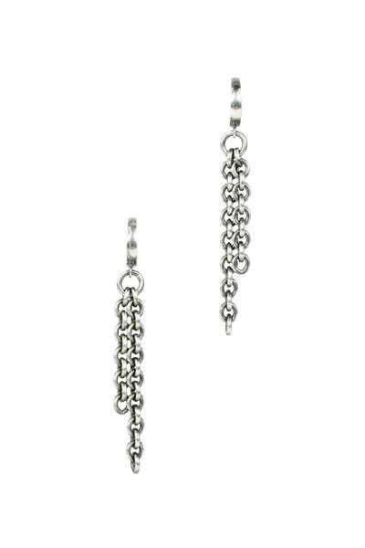 Kary Kjesbo - Essential Long Link Earrings