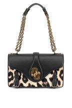Bottega Veneta - 50th Anniversary Leopard Calf Hair City Knot Bag