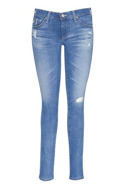 AG - The  Legging Ankle Destroy Jean