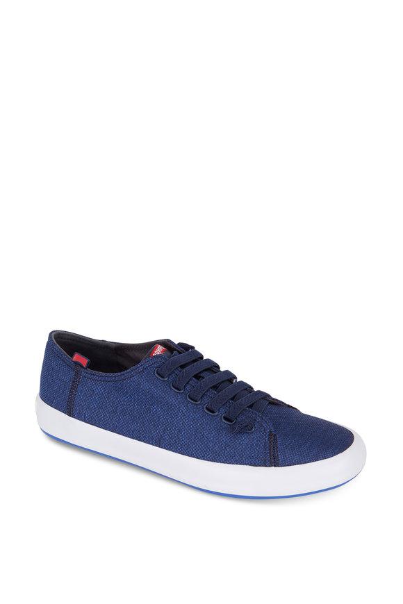 Camper  Andratx Dark Blue Tech Fabric Sneaker